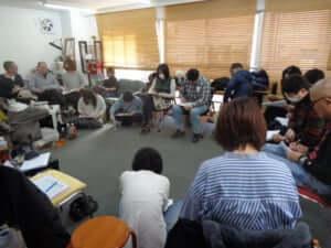 日本家族再生センター JAFAREC 東京ワークショップ